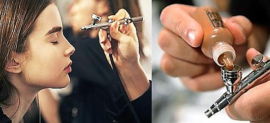 Как сделать аэрографию на ногтях