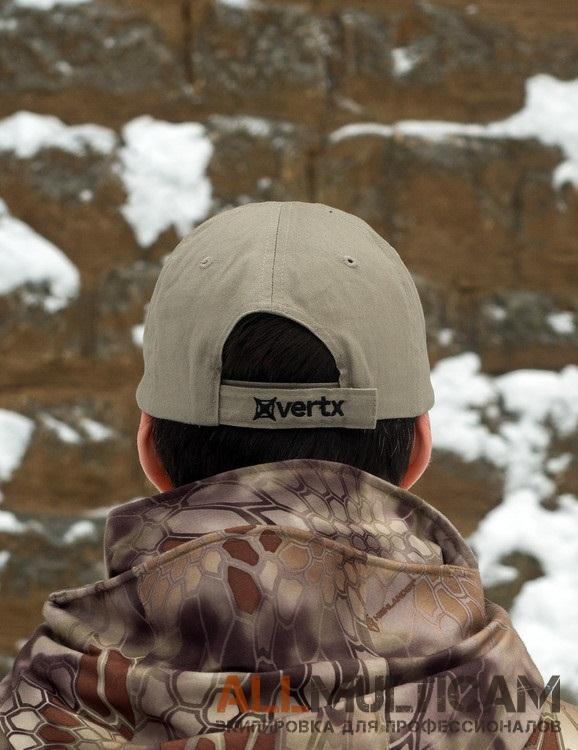 Обзор кепки Khaki Vertx