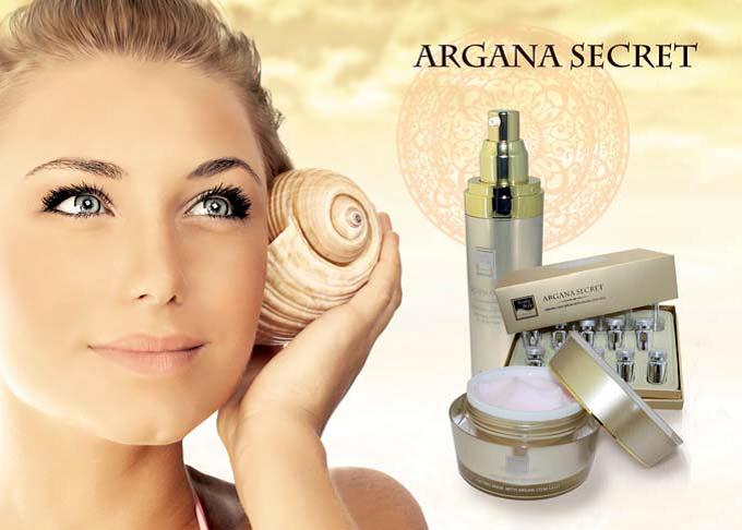 косметика +с маслом арганы