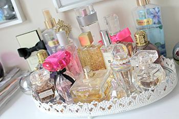 «Полочный» срок годности парфюма около трех лет