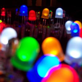 Индикаторные светодиоды