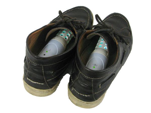 Как работает ультрафиолетовая сушилка для обуви