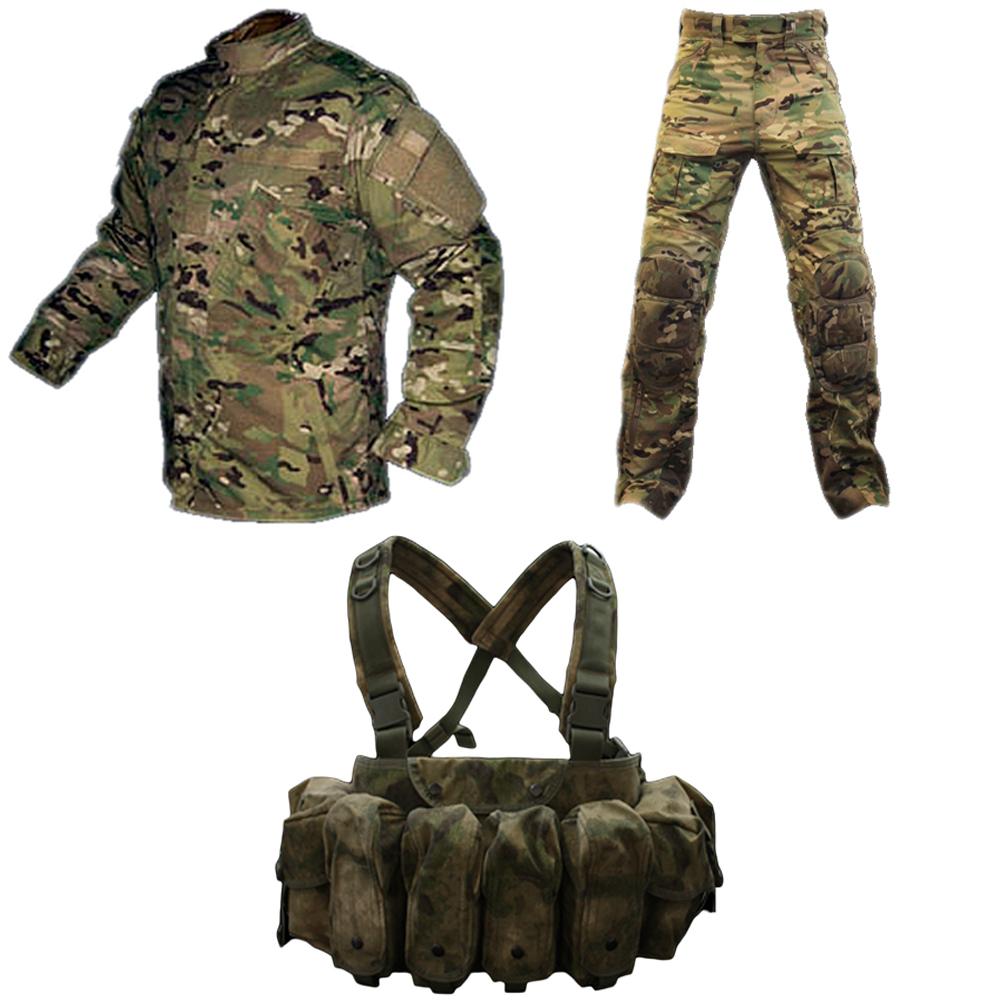 При покупке комплекта одежды Tactical Performance (Тактическая куртка BSU и Тактические штаны) скидка на Тактический разгрузочный жилет Tactical Performance – 50%.