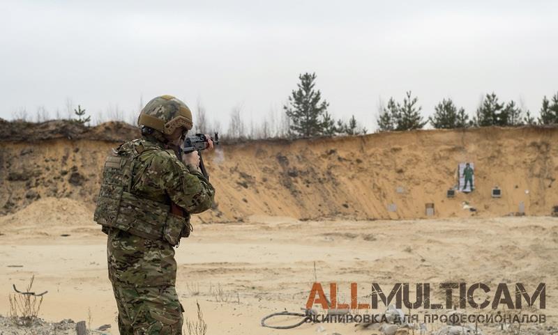 Обзор тактического жилета для бронепластин DCS Warrior Assault Systems