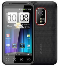 HTC Hero H5300 Android 2.3 3G (MTK6573)