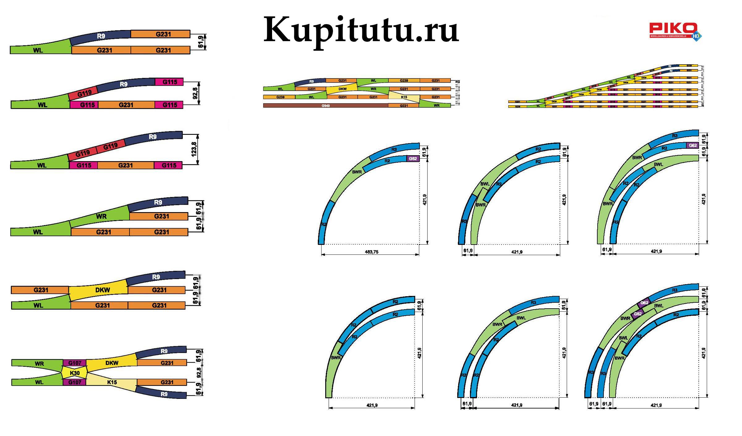 железнодорожный моделизм декодер схема