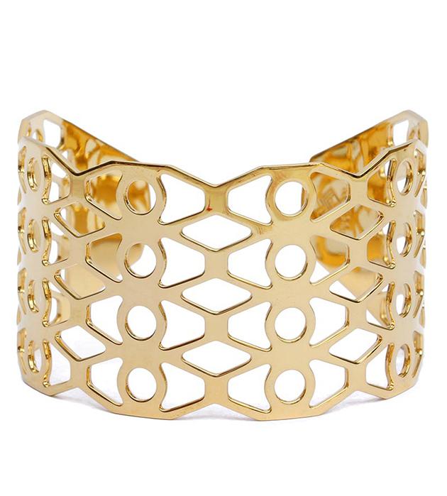 купите браслет-манжет от французскогo бренда Chic Alors Pаris - Manchette Palma