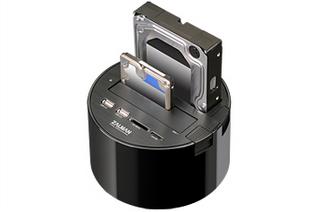Одновременная поддержка 2 SATA HDD