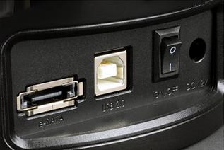 Быстрый обмен данными через eSATA или USB 2.0 соединение