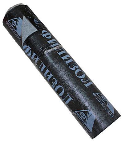 Филизол - качественный гидроизоляционный материал.