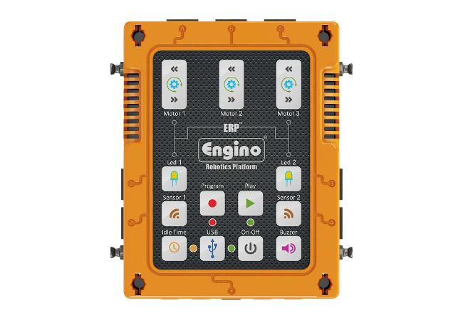 Engino роботехнический набор