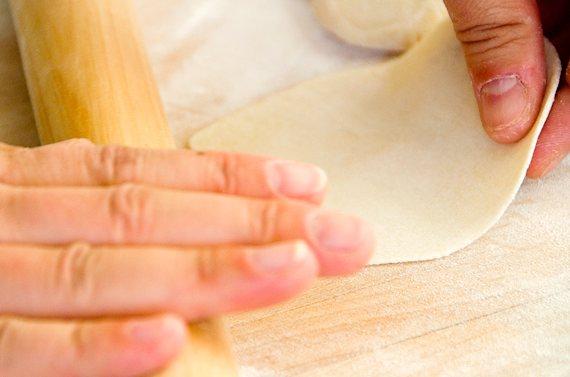 Подготовить тесто