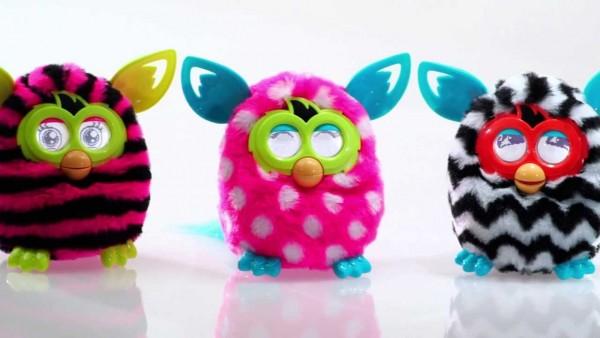 Ферби Бум Furby Boom
