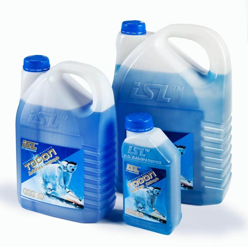 Тосол жидкость
