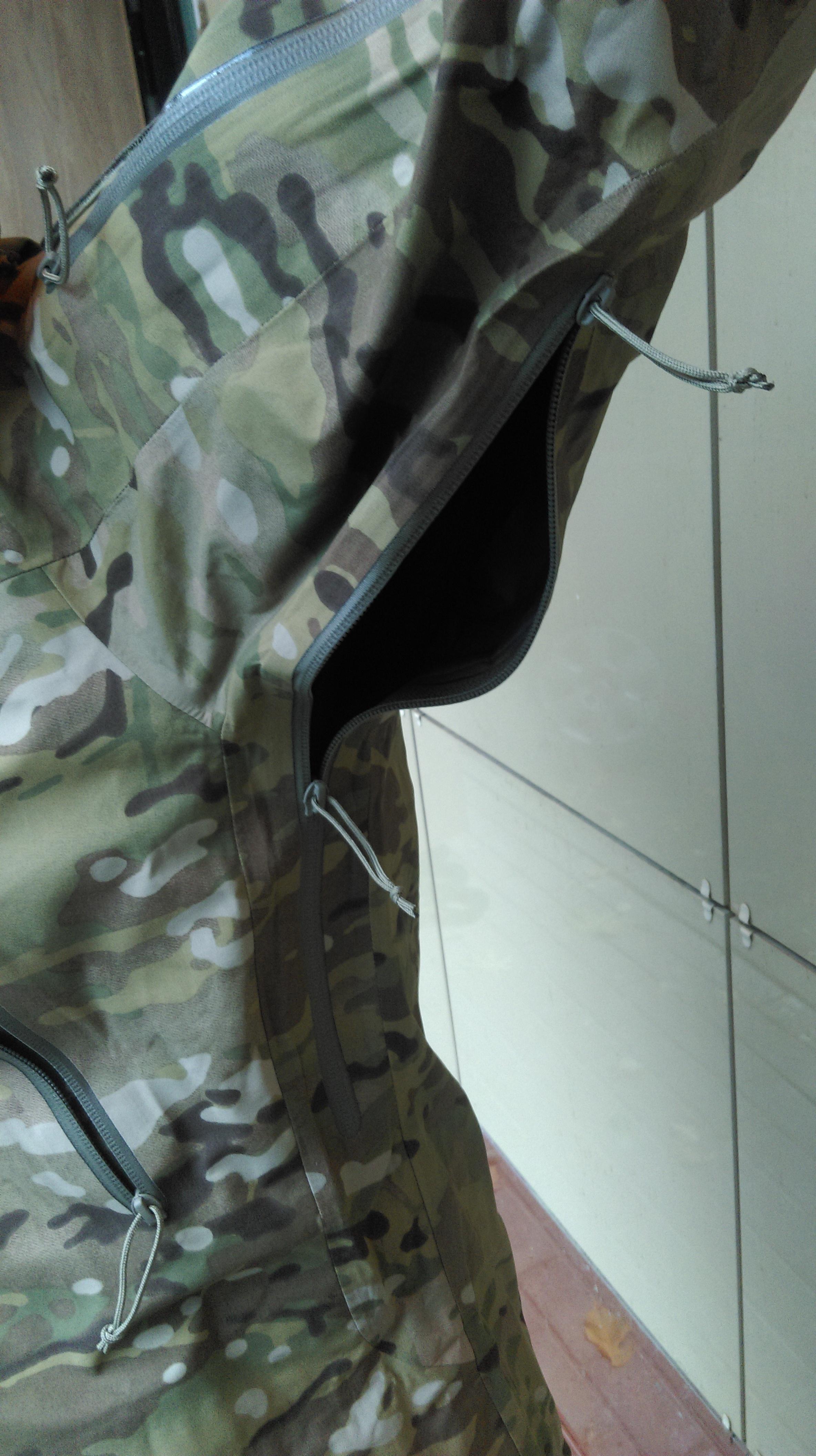 Обзор костюма Hardshell Patrol OTTE GEAR