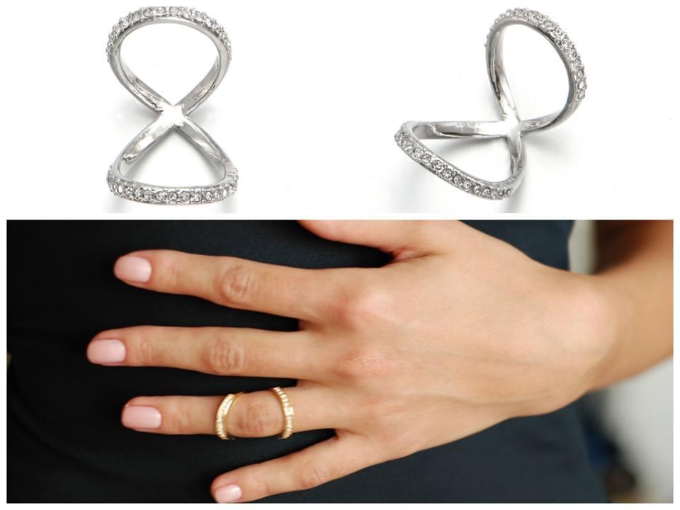 кольцо на 2 фаланги