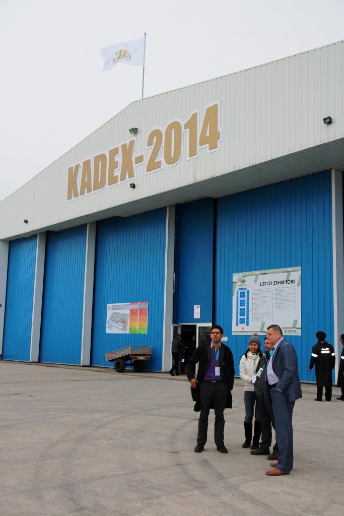 ALLMULTICAM на международной выставке Kadex 2014. ФОТО-ВИДЕО ОТЧЁТ