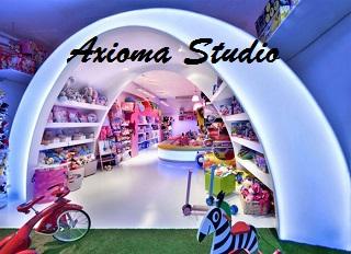 дизайн магазина