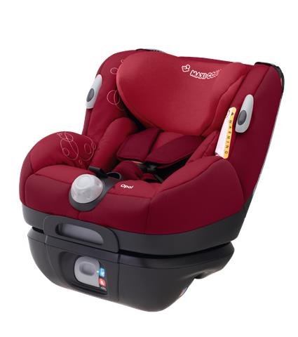 maxi cosi opal rearfacing front