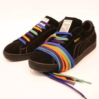 Как разносить кожаную, замшевую, лакированную обувь в длину и ширину