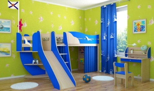 какую выбрать детскую мебель двухъярусную кровать или кровать чердак