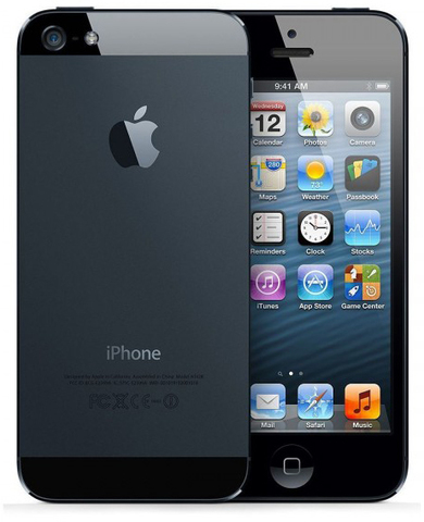 Копия iPhone 5 Black