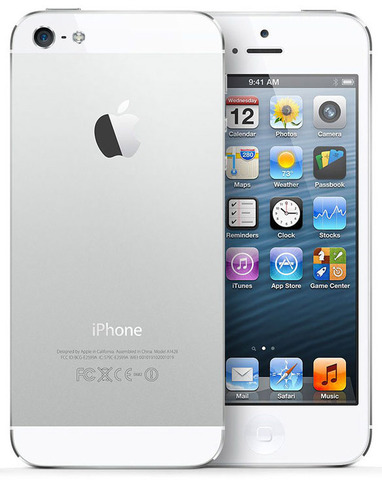 Копия iPhone 5 White