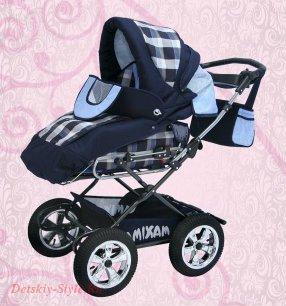 Купить Погулочную коляску Maxima Mega 2в1