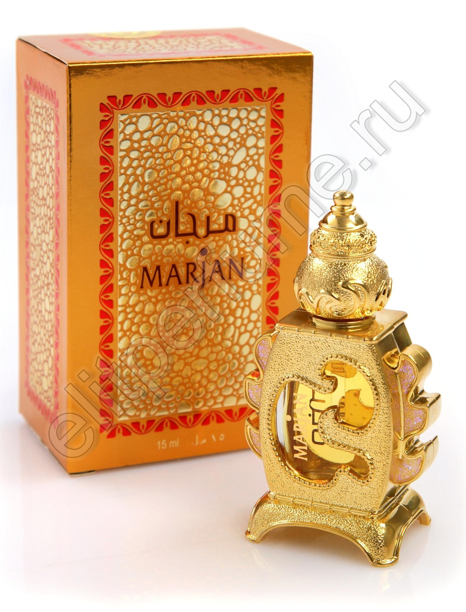 Арабские духи Марджан Marjan