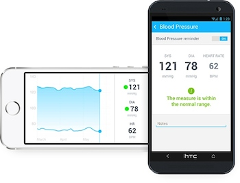 Тонометр Withings Wireless Blood Pressure Monitor