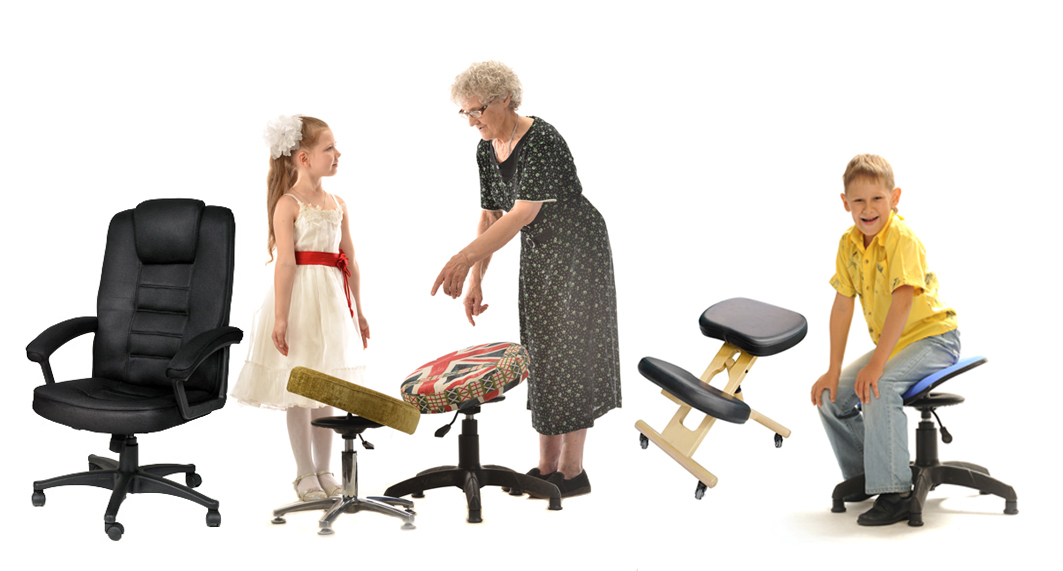 Ортопедический стул. Каким должен быть стул для школьника? Что лучше?