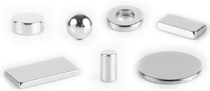 Неодимовые магниты диски, призмы, прутки