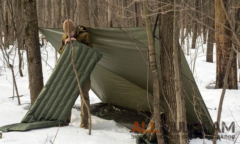 Обзор тента Snugpack Shelter