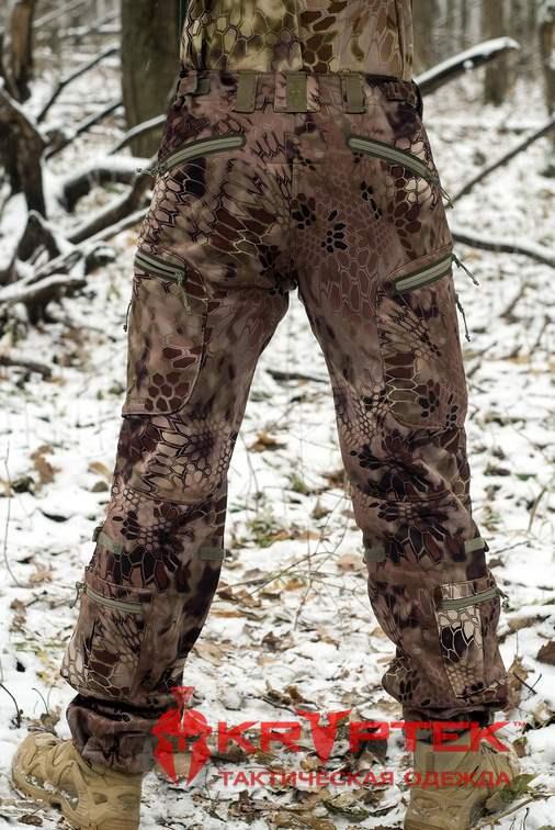 Обзор тактических штанов Cadog Kryptek