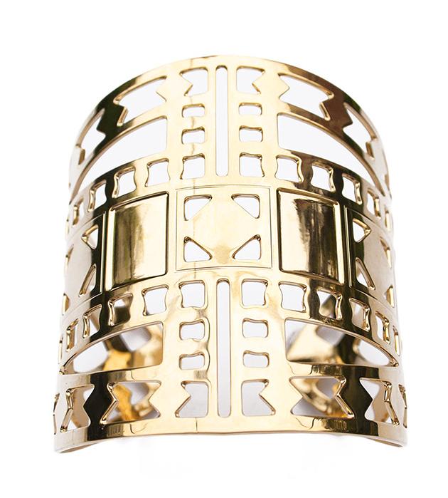 купите массивный браслет-манжет Vassily от Chic Alors-Paris