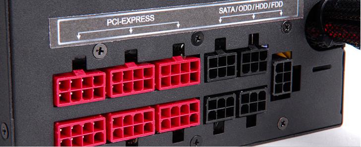 Модуль подключения кабелей