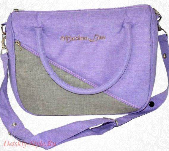 Съемная сумка для коляски Stroller Maxima Line 2в1