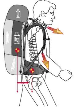 Как правильно носить походный рюкзак детский рюкзак littlelife