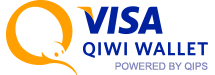 Логотип Visa QIWI Wallet