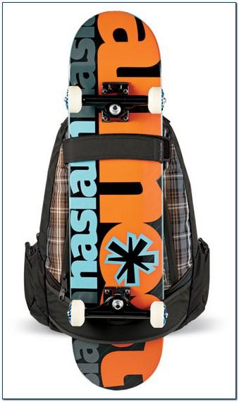 Как крепить скейт на рюкзак рюкзак переноску babyton