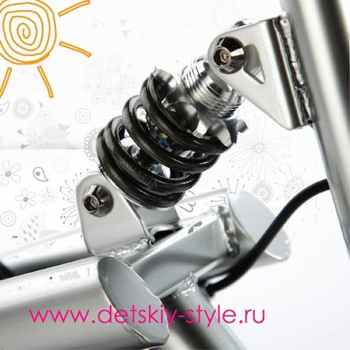 Задний амортизатор детского велосипеда Royal Baby Robocop