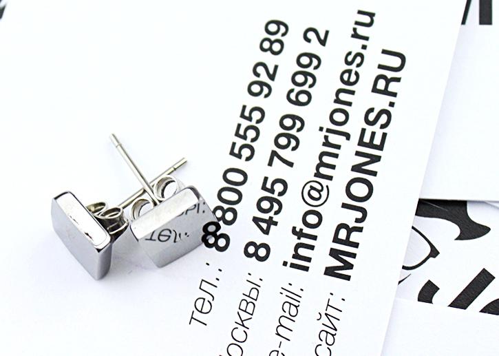 купить серьги для мужчин
