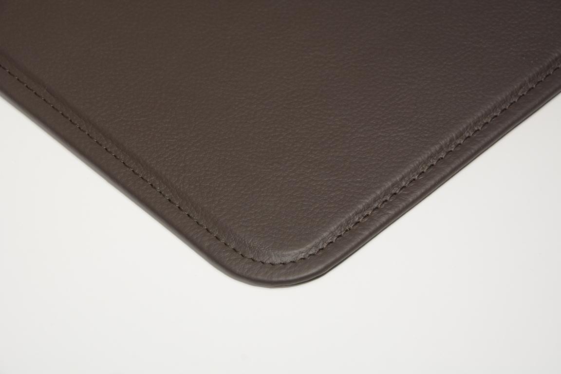 Кожаный бювар Модерн 80х50 см для стола руководителя.