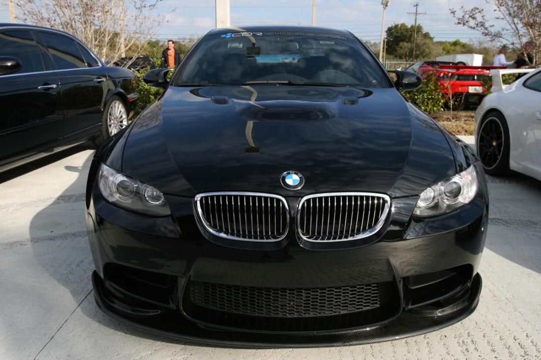 "BMW M-series: динамика в ""баварском стиле"""