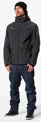 Куртка 8848 Altitude King Softshell 756108