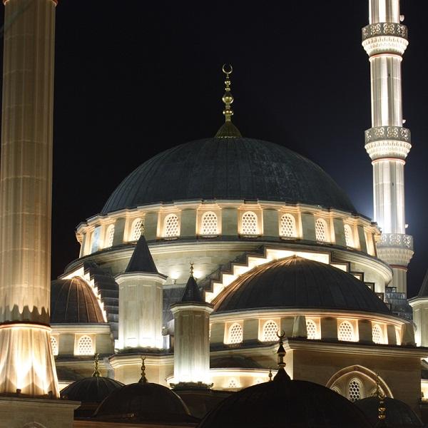 Центральная Мечеть // г. Грозный