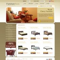 интернет магазин мебели скачать шаблон - фото 11