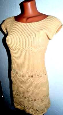 платье из пряжи Lira