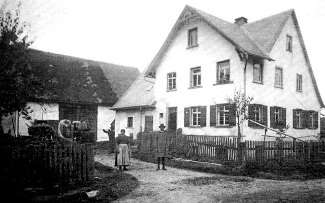 Производственные корпуса Graser в начале 20 века