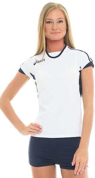 Форма волейбольная Asics Set Azzurra White Жен T384Z1 0150